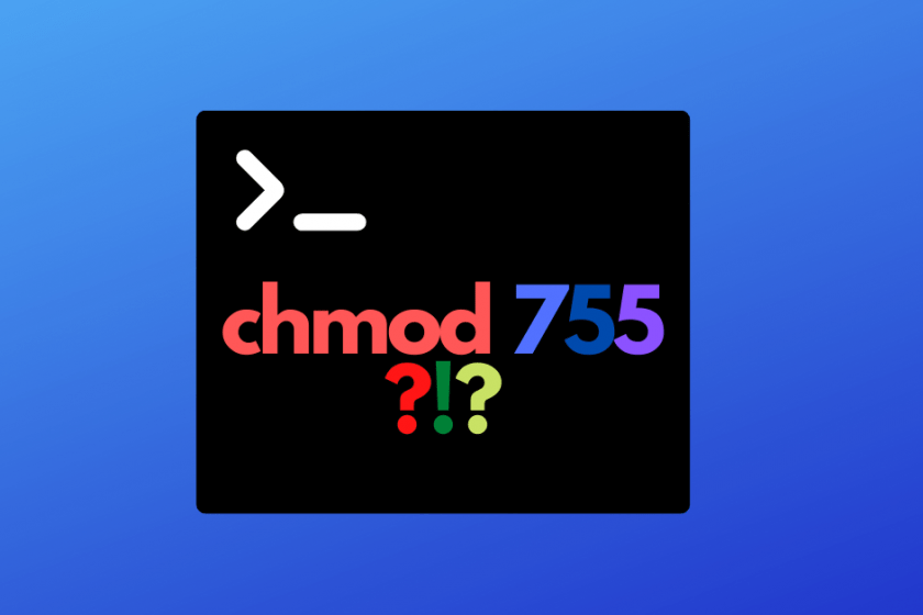 chmod-755-command