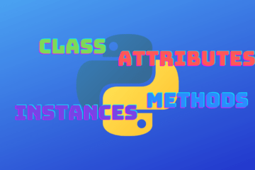 Python Class Definition