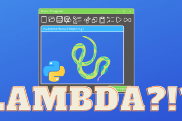 What is lambda in Python