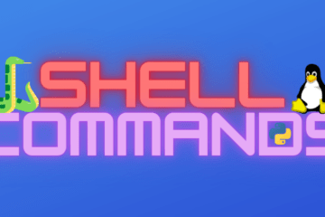 Shell command in Python