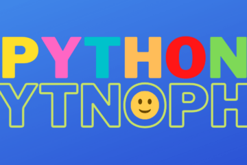 Anagrams in Python